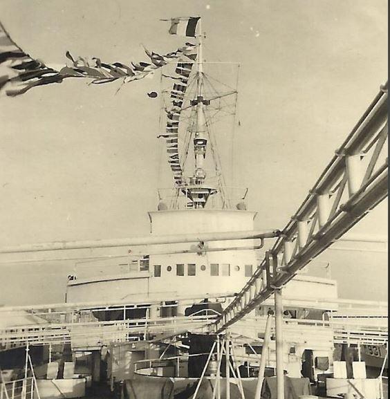 1955 - AP957 (Congo 6, 7 et 8)liste d'équipage - Page 2 Kamina13