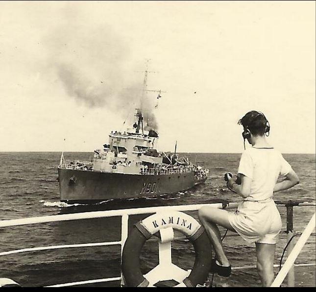 1955 - AP957 (Congo 6, 7 et 8)liste d'équipage - Page 2 Kamina22