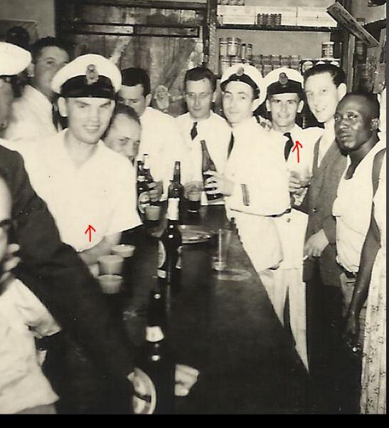 1955 - AP957 (Congo 6, 7 et 8)liste d'équipage - Page 3 Kamina27