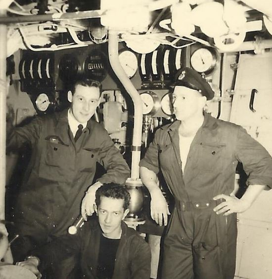 1955 - AP957 (Congo 6, 7 et 8)liste d'équipage - Page 3 Kamina36