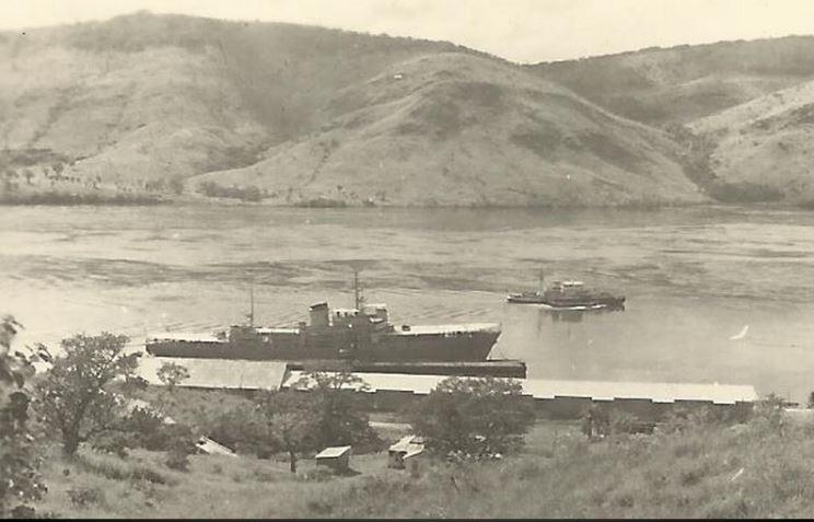1955 - AP957 (Congo 6, 7 et 8)liste d'équipage - Page 3 Kamina40