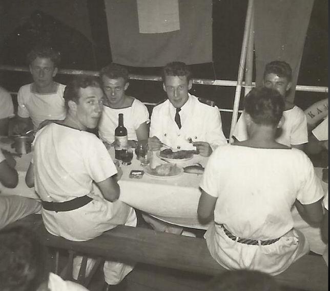 1955 - AP957 (Congo 6, 7 et 8)liste d'équipage - Page 3 Kamina45