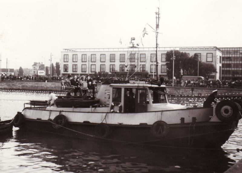 jeux sans frontière à Brugge en 1969 T-15610
