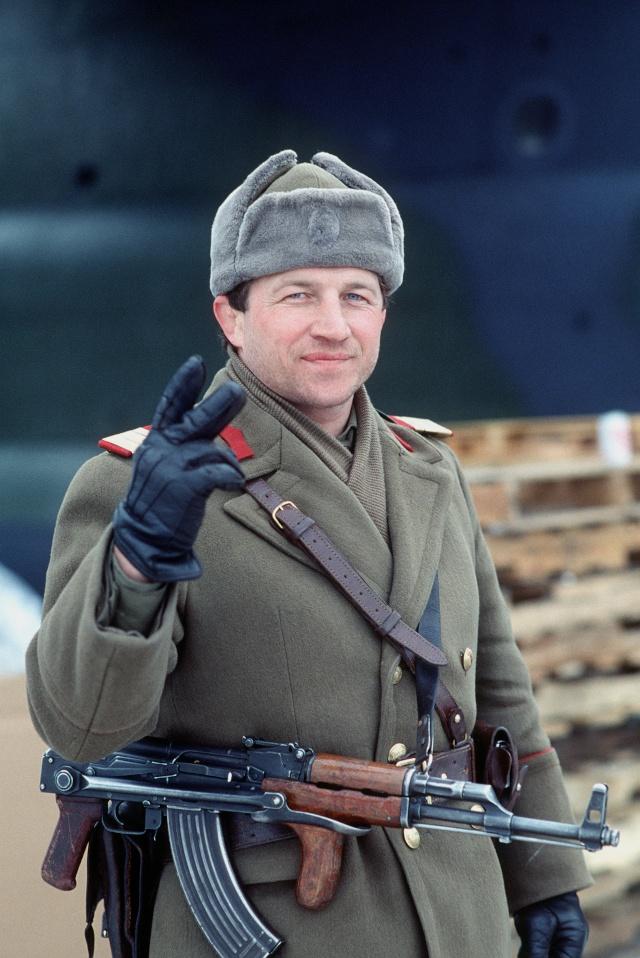 AK47 KALASHNIKOV Romani12