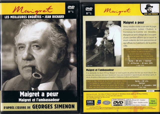 Georges Simenon Maigre11