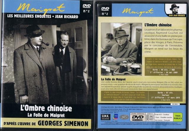 Georges Simenon Maigre12