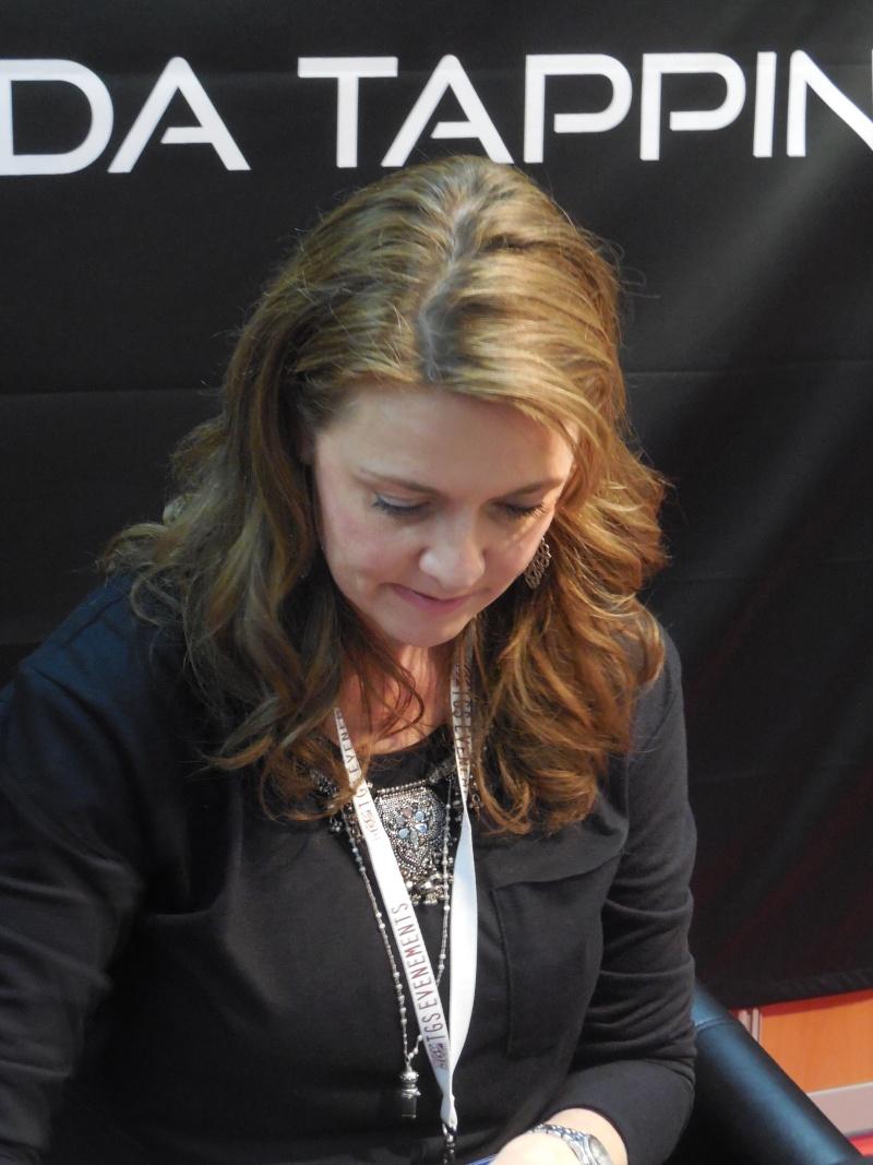 Amanda Tapping au Toulouse Game Show en octobre 2014 Toulou10