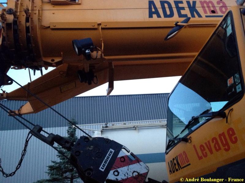Les grues de ADEKMA Levage (France) - Page 12 Adekma20