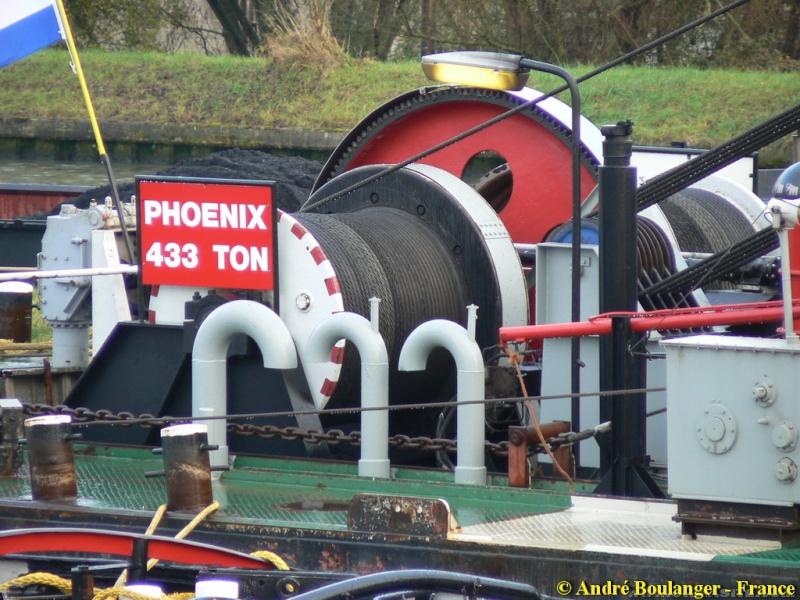 Barge MAMMOET Phoenix Barge_13