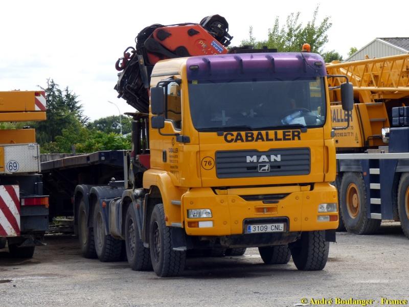 Les grues de CABALLER (Espagne) Caball13
