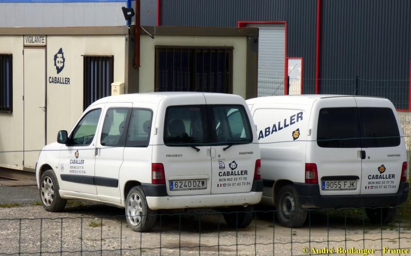 Les grues de CABALLER (Espagne) Caball19