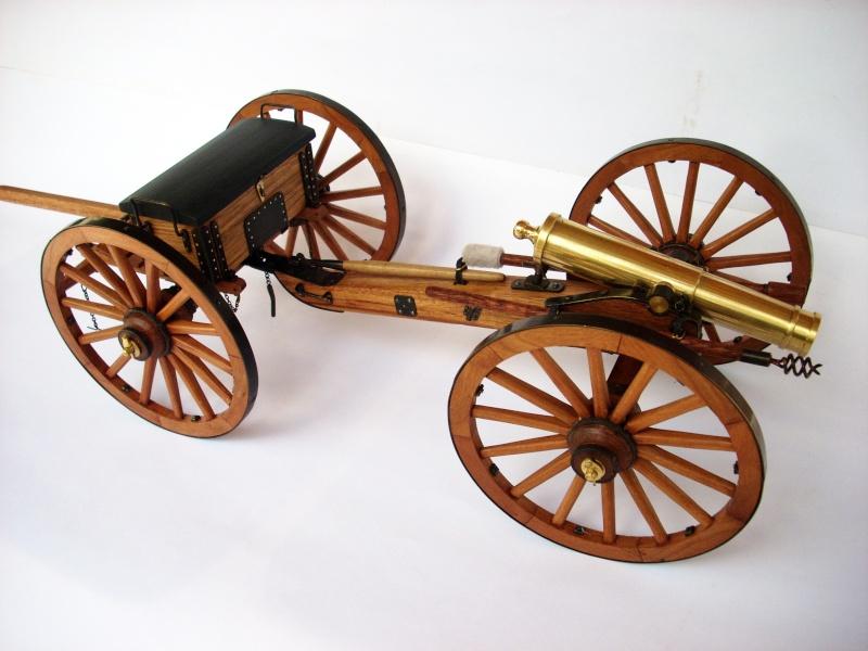 Avant-train US (1849-1865), pour pièce de campagne Dscn8212