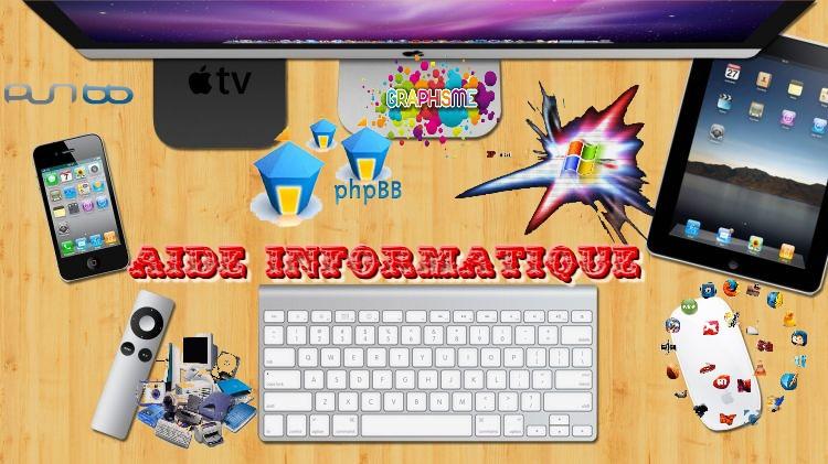 Aide en informatique