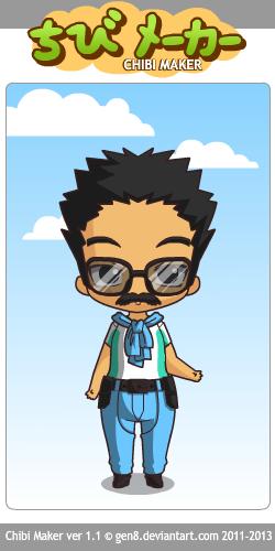 Chibimaker, des avatars tout choupi ! Magnum10