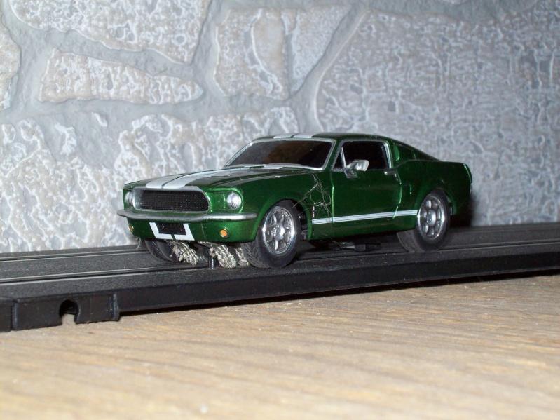 Mustang 1968 slot car  Model_10