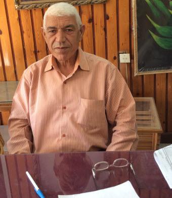 مدير ادرة المدرسة الاستاذ السيد طنطاوى 12-10-11