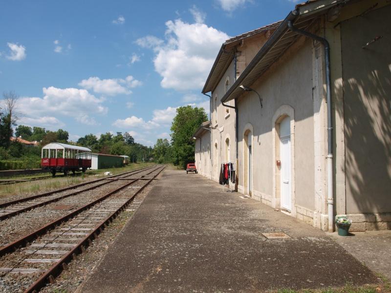 Train Touristique Nérac - Mézin  P7274510
