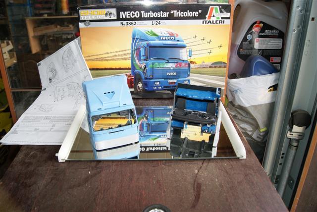 Montage Iveco pour un ami. Monta110