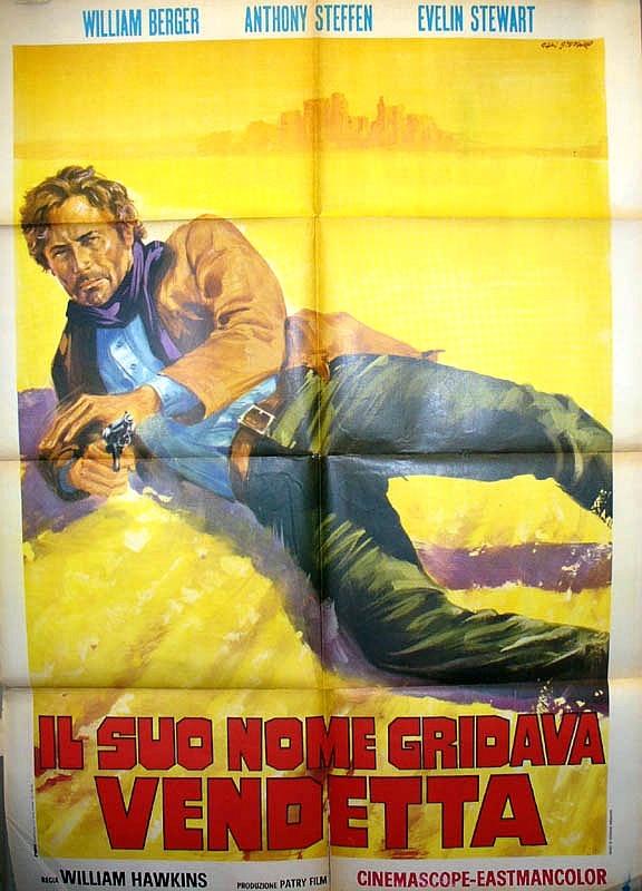Son nom crie vengeance ( Il suo nome gridava vendetta ) - 1968 - Mario Caiano Suo_no10