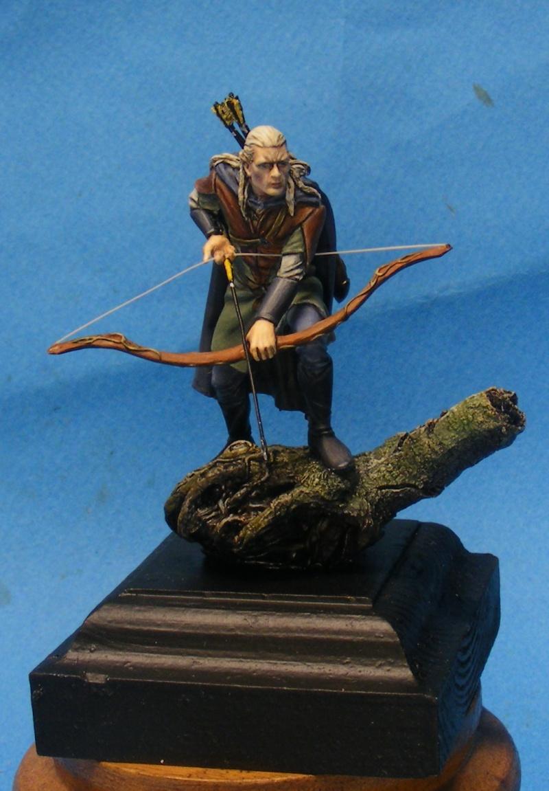 "Laurent ""Legolas"" Versus Hokuto ""Aragorn"" 54mm - Page 2 00113"