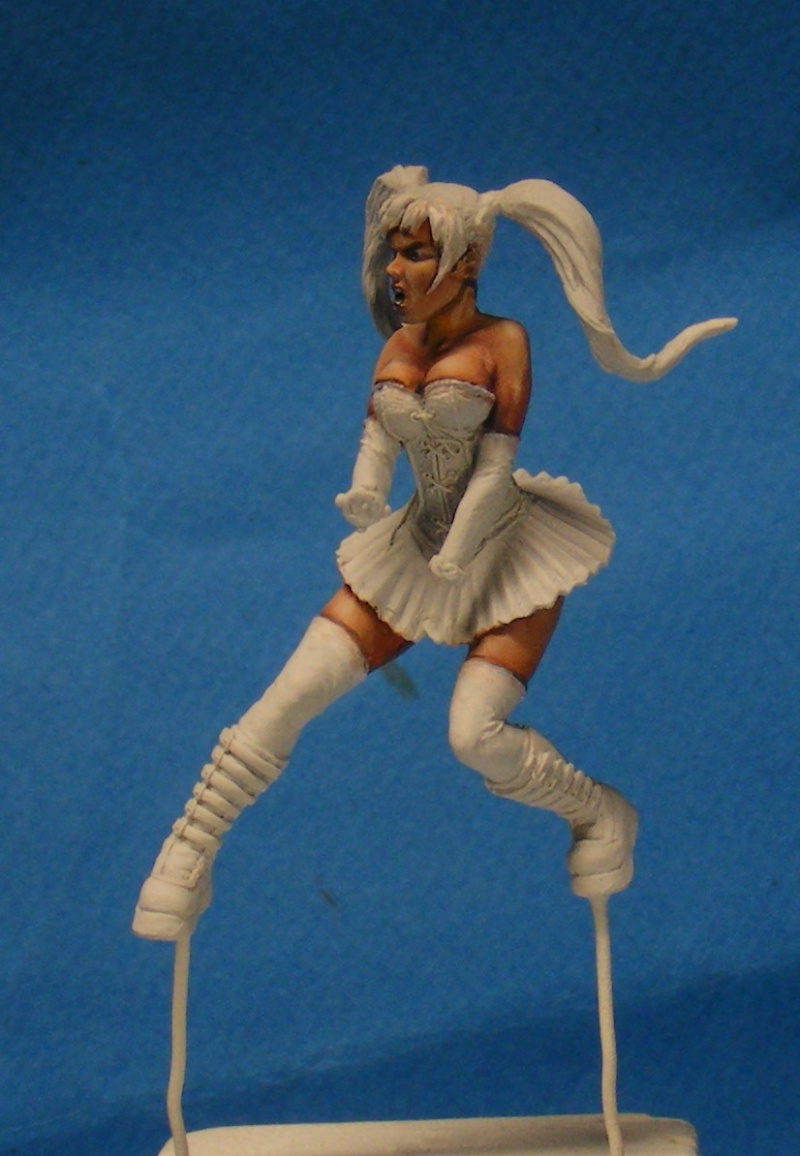 Bloody Marie 54mm / hell's forge 00120