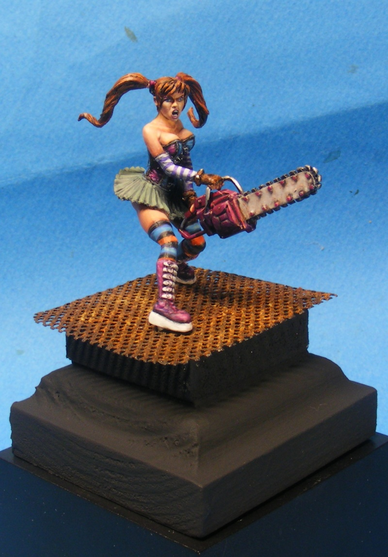 Bloody Marie 54mm / hell's forge 00122