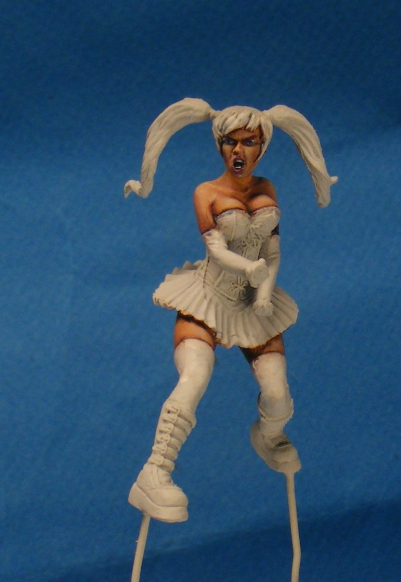 Bloody Marie 54mm / hell's forge 00219