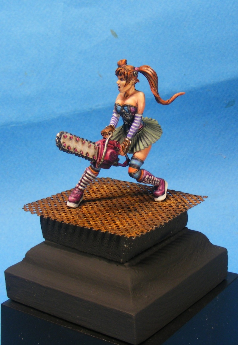 Bloody Marie 54mm / hell's forge 00221