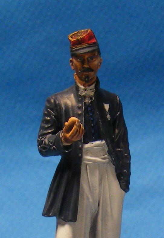 """l heure de la legende """"Legio Patria Nostra Mexique 1863 """" 002_310"""