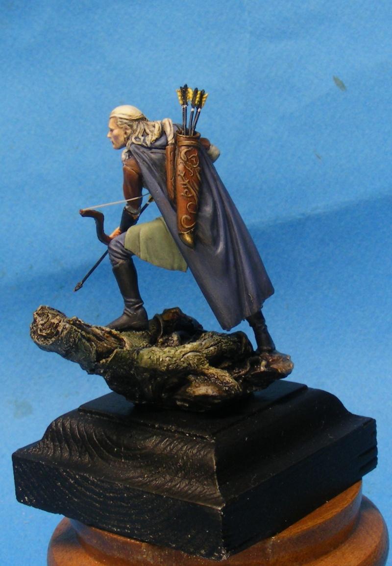 "Laurent ""Legolas"" Versus Hokuto ""Aragorn"" 54mm - Page 2 00312"