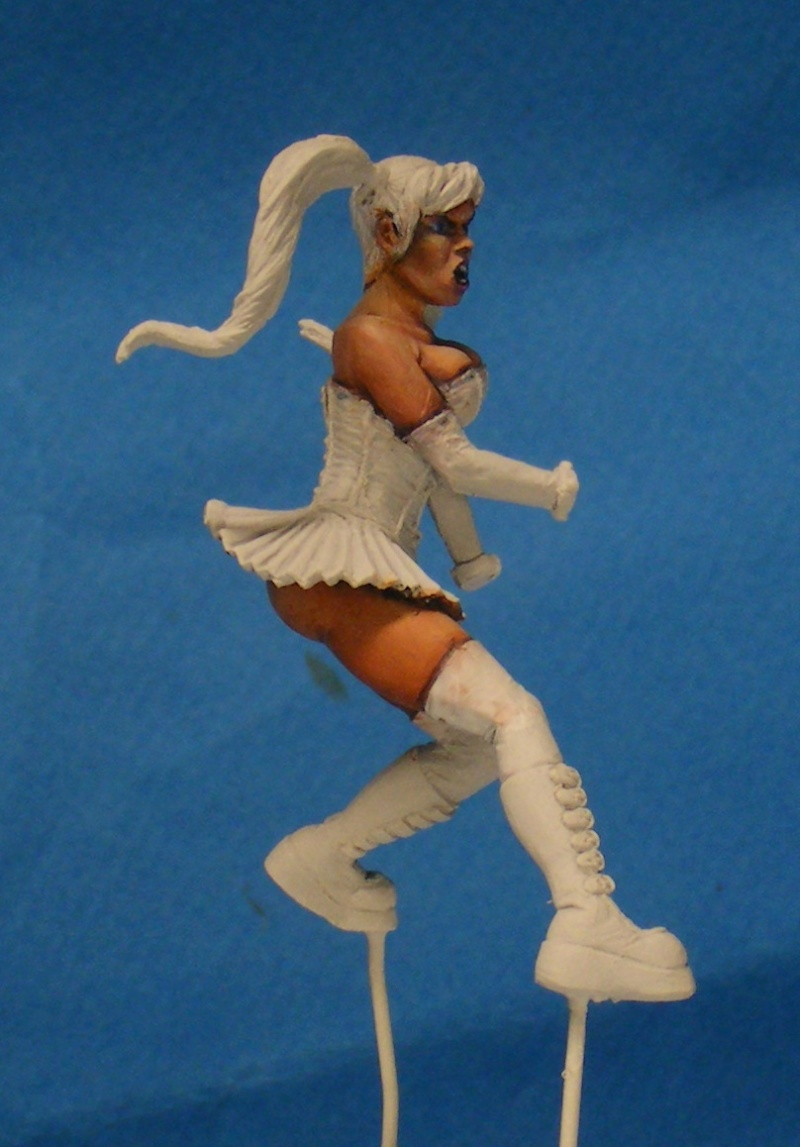 Bloody Marie 54mm / hell's forge 00318