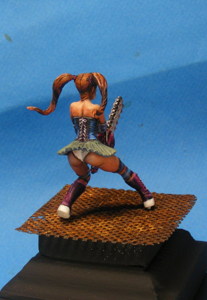 Bloody Marie 54mm / hell's forge 00319