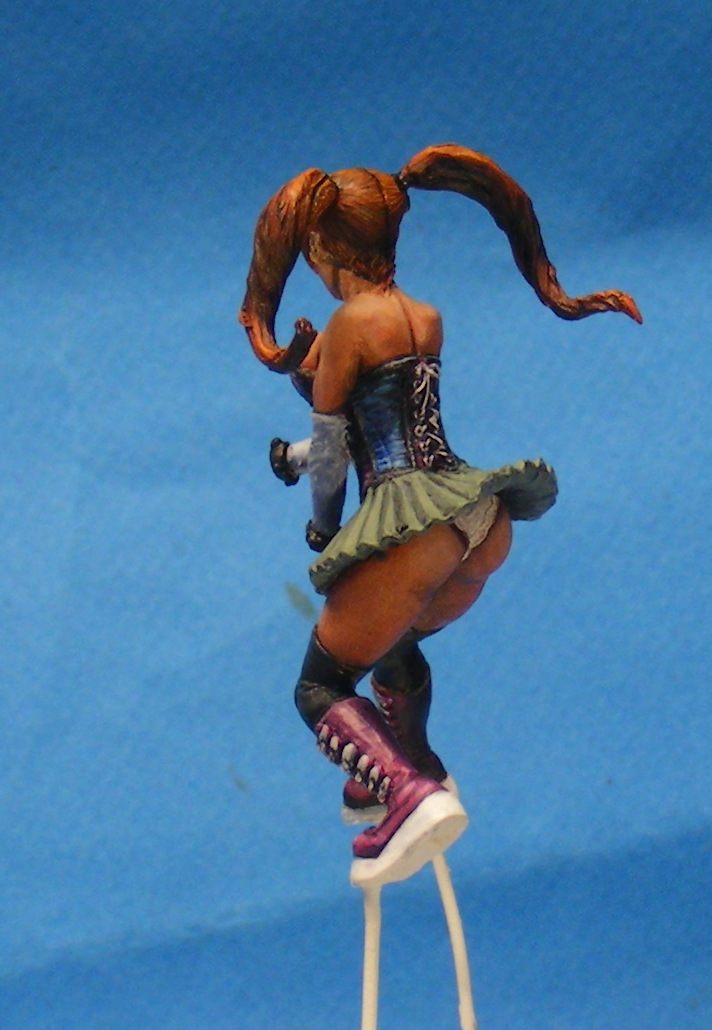 Bloody Marie 54mm / hell's forge 00420