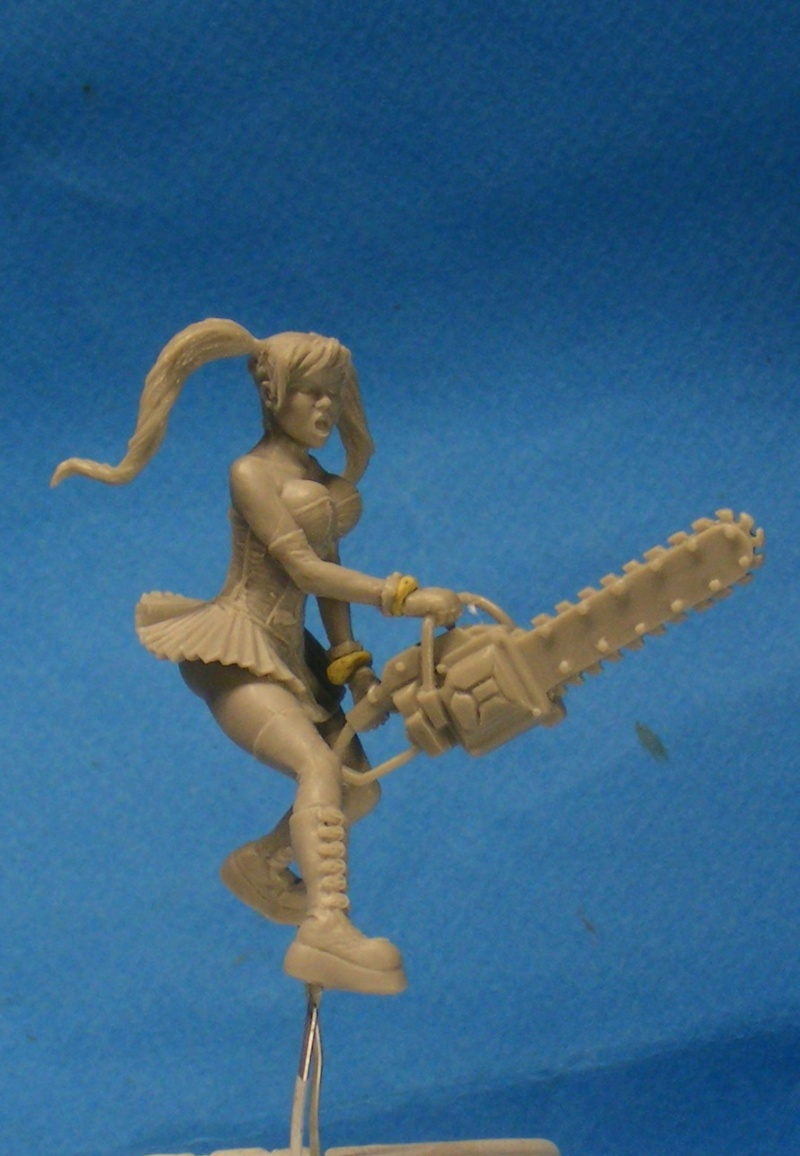Bloody Marie 54mm / hell's forge 00520