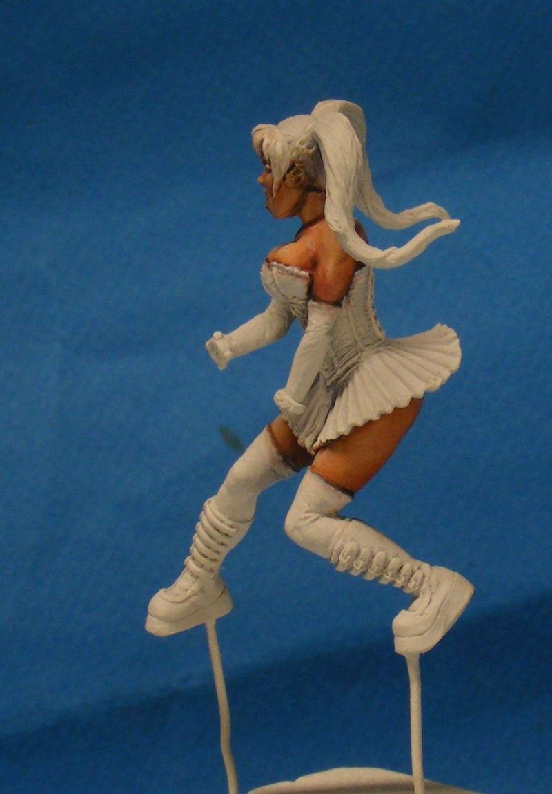 Bloody Marie 54mm / hell's forge 00521