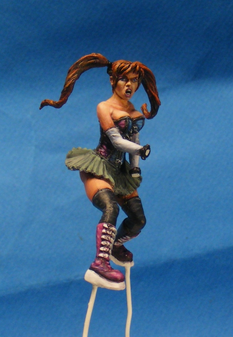 Bloody Marie 54mm / hell's forge 00716