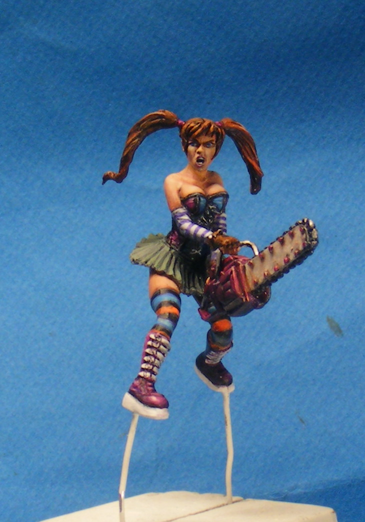 Bloody Marie 54mm / hell's forge 01211