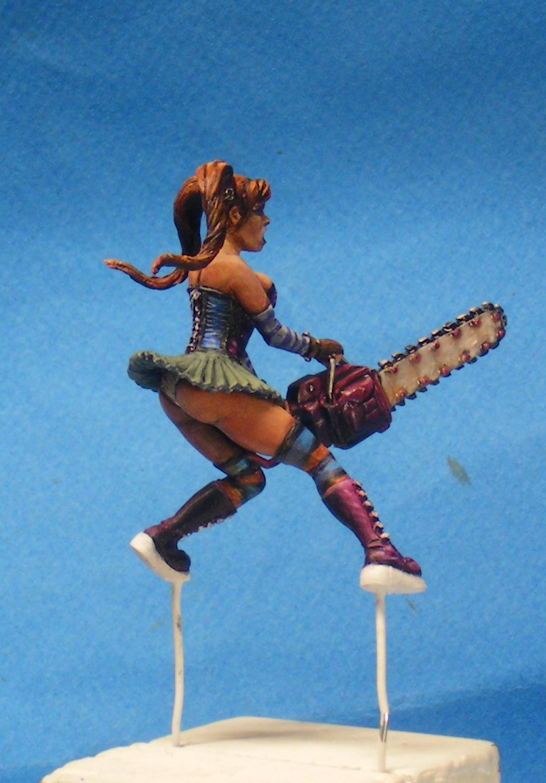 Bloody Marie 54mm / hell's forge 01510