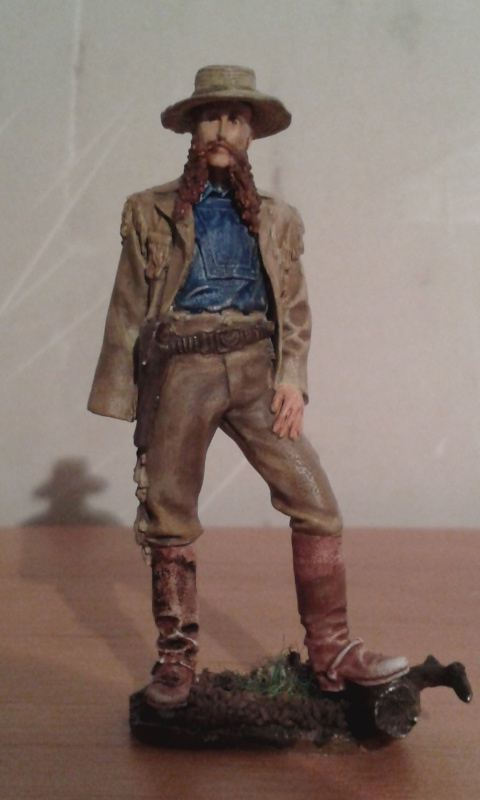 7th Cavalry 1876 - 1st Lt. Cooke Custer10