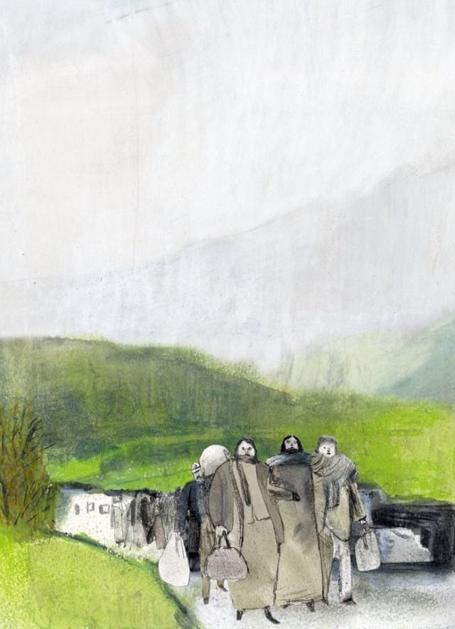 Retour au Kosovo, de Gonzalez et Jakupi (Aire Libre - Dupuis) 10397210