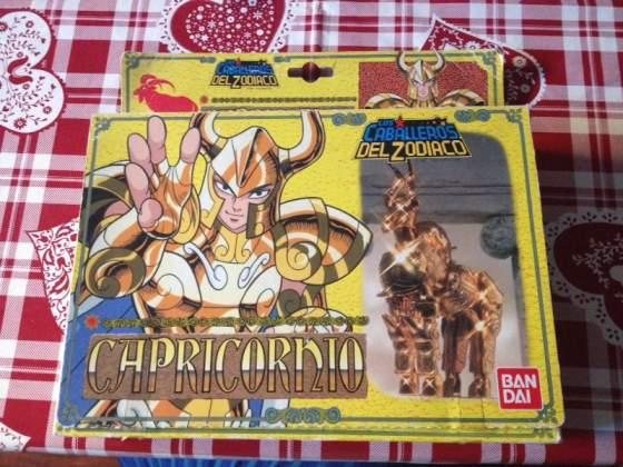 Cavaliere dello Zodiaco Capricorn Completo Bandai 1987 Capric10