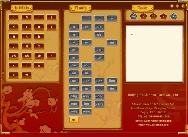 So sánh ChinesePod Pinyin chart và EZCHINESE Ez10
