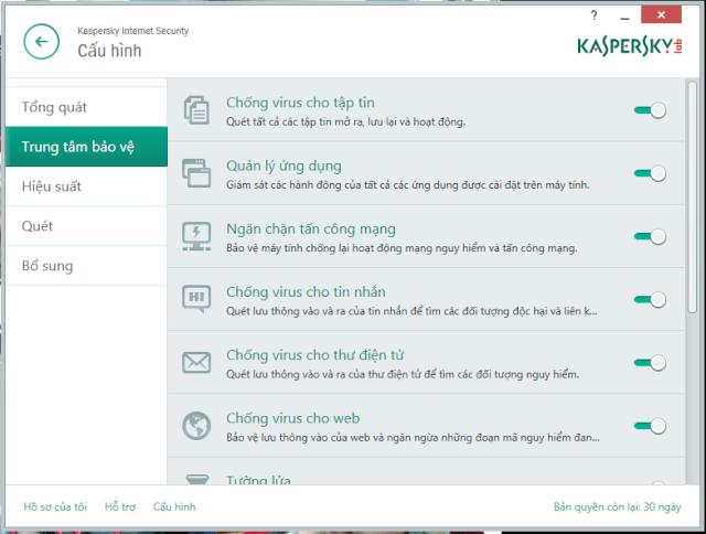 Kaspersky Internet Sercurity 2015 tiếng Việt chính thức ra mắt Kasper12