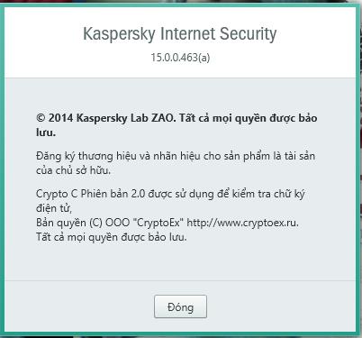 Kaspersky Internet Sercurity 2015 tiếng Việt chính thức ra mắt Kasper14