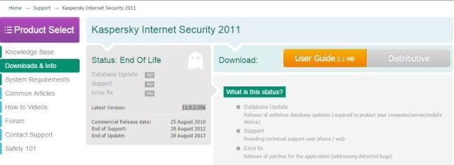 Kaspersky Internet Security 2011 11.0.2.556 Kis1110