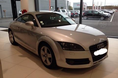 Audi tt s-tronic Image12