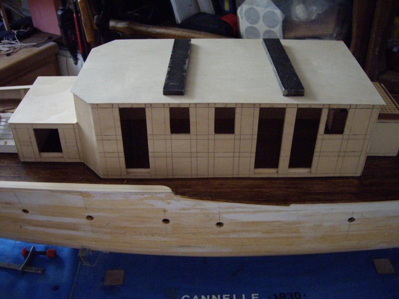 CANNELLE yacht de 1930  - Page 6 11710