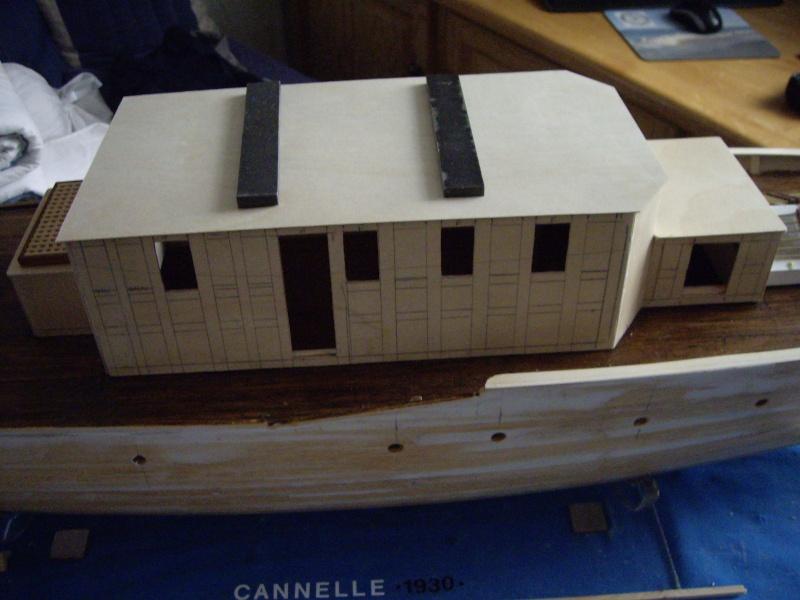 CANNELLE yacht de 1930  - Page 6 11910
