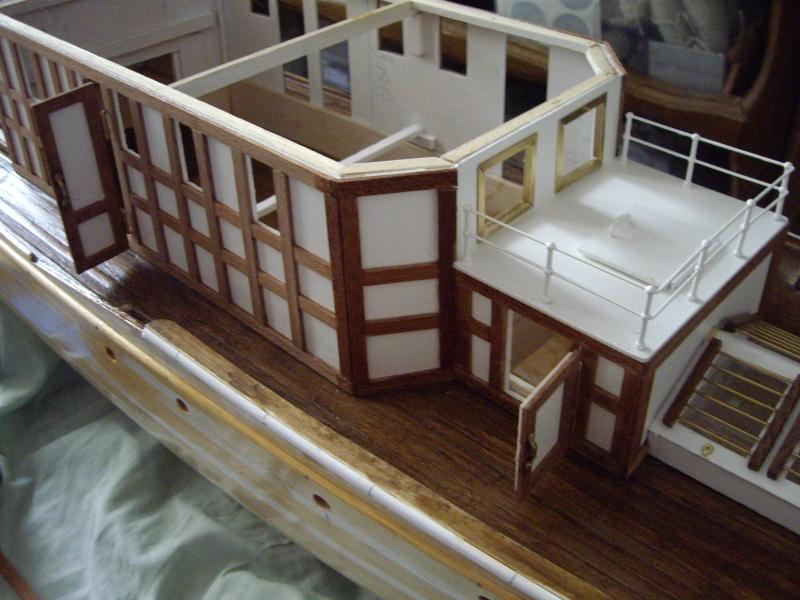 CANNELLE yacht de 1930  - Page 10 15110