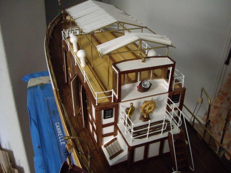 CANNELLE yacht de 1930  - Page 13 19410